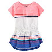 Girls 4-12 OshKosh B'gosh® Striped Slubbed Tunic Top