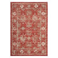 Safavieh Windsor Tuscany Framed Floral Rug