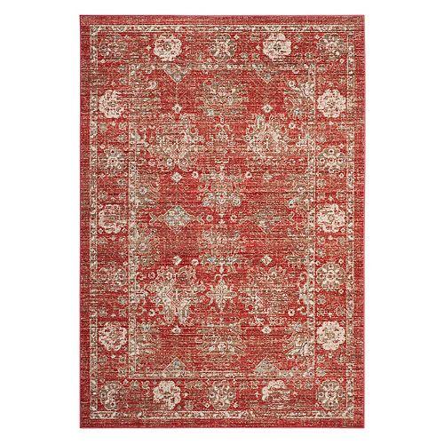 Safavieh Windsor Tuscany Framed Floral Rug