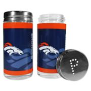 Denver Broncos Tailgate Salt & Pepper Shaker Set