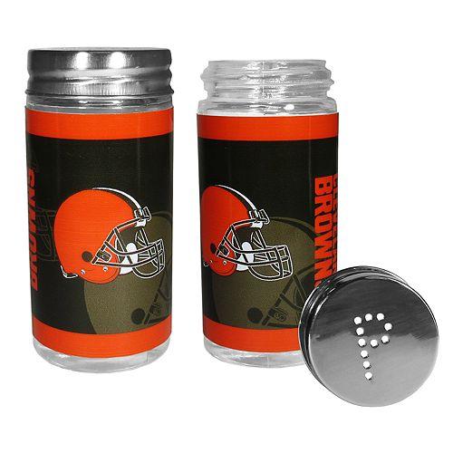 Cleveland Browns Tailgate Salt & Pepper Shaker Set
