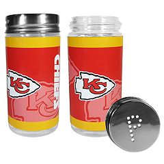 Kansas City Chiefs Tailgate Salt & Pepper Shaker Set