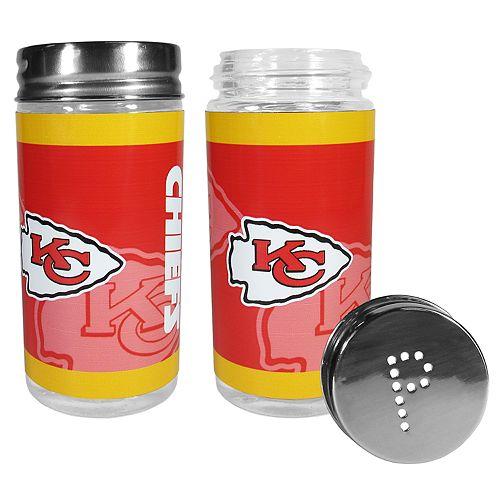 Kansas City Chiefs Tailgate Salt & Pepper Shaker Set