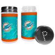 Miami Dolphins Tailgate Salt & Pepper Shaker Set