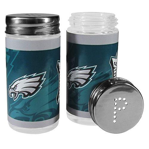 Philadelphia Eagles Tailgate Salt & Pepper Shaker Set