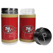San Francisco 49ers Tailgate Salt & Pepper Shaker Set