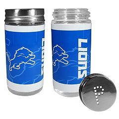 Detroit Lions Tailgate Salt & Pepper Shaker Set