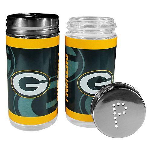 Green Bay Packers Tailgate Salt & Pepper Shaker Set
