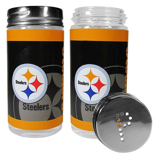 Pittsburgh Steelers Tailgate Salt & Pepper Shaker Set
