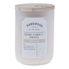 Hawkwood Coconut Flower & Hibiscus 13.48-oz. Candle Jar