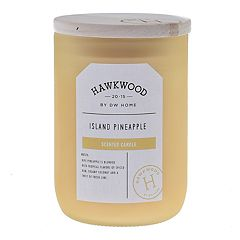 Hawkwood Island Pineapple 13.48-oz. Candle Jar