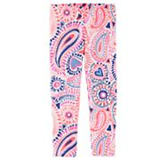 Girls 4-12 OshKosh B'gosh® Print Leggings