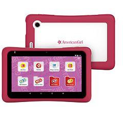 American Girl Tablet Powered by nabi