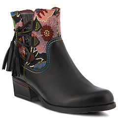 L'Artiste by Spring Step Live Women's Ankle Boots