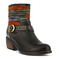 L'Artiste by Spring Step Gaetana Women's Ankle Boots