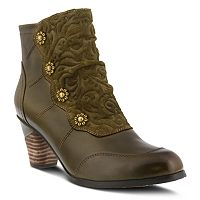 L'Artiste by Spring Step Belgard Women's Ankle Boots