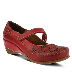 L'Artiste by Spring Step Finlandia Women's Mary Jane Shoes
