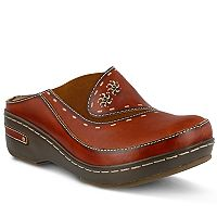 L'Artiste by Spring Step Chino Women's Clogs