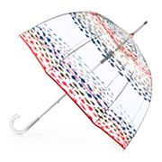 totes Manual Bubble Umbrella
