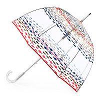 totes Manual Bubble Umbrella