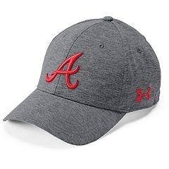 Men's Under Armour Atlanta Braves Closer Adjustable Snapback Cap
