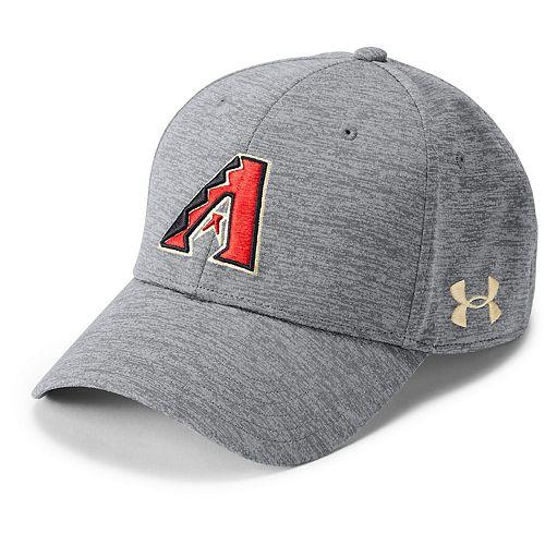 Adult Under Armour Arizona Diamondbacks Twist Closer Adjustable Cap