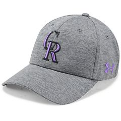 Men's Under Armour Colorado Rockies  Snapback Cap