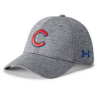 Men's Under Armour Chicago Cubs Closer Adjustable Snapback Cap