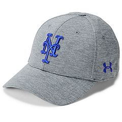 Men's Under Armour New York Mets Closer Adjustable Snapback Cap