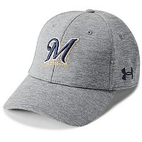 Men's Under Armour Milwaukee Brewers Snapback Cap