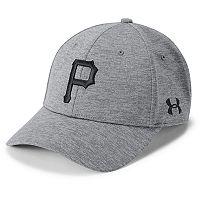 Adult Under Armour Pittsburgh Pirates Twist Closer Adjustable Cap