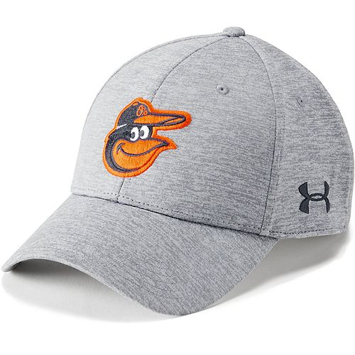 Men's Under Armour Baltimore Orioles Closer Adjustable Snapback Cap