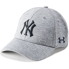 Men's Under Armour New York Yankees Closer Adjustable Snapback Cap