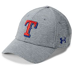 Men's Under Armour Texas Rangers Closer Adjustable Snapback Cap