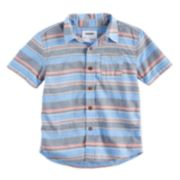 Boys 4-7x SONOMA Goods for Life? Striped Button Down Shirt