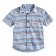 Boys 4-7x SONOMA Goods for Life™ Striped Button Down Shirt