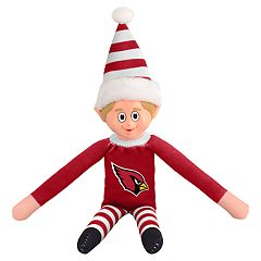 Forever Collectibles Arizona Cardinals Team Holiday Elf