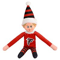 Forever Collectibles Atlanta Falcons Team Holiday Elf
