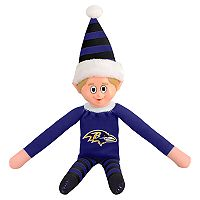 Forever Collectibles Baltimore Ravens Team Holiday Elf