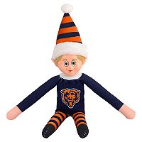 Forever Collectibles Chicago Bears Team Holiday Elf