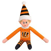 Forever Collectibles Cincinnati Bengals Team Holiday Elf