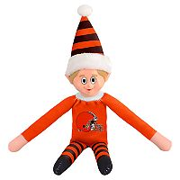 Forever Collectibles Cleveland Browns Team Holiday Elf