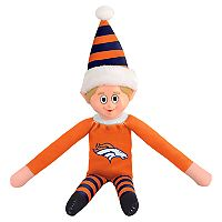 Forever Collectibles Denver Broncos Team Holiday Elf