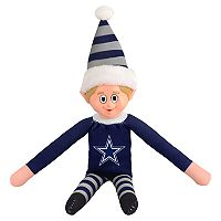 Forever Collectibles Dallas Cowboys Team Holiday Elf