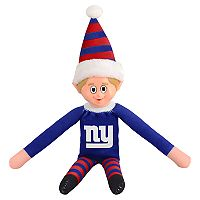 Forever Collectibles New York Giants Team Holiday Elf