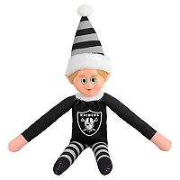 Forever Collectibles Oakland Raiders Team Holiday Elf