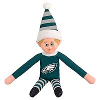 Forever Collectibles Philadelphia Eagles Team Holiday Elf