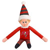 Forever Collectibles Tampa Bay Buccaneers Team Holiday Elf