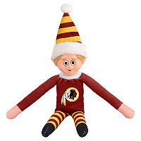 Forever Collectibles Washington Redskins Team Holiday Elf