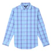 Boys 4-20 Chaps Stretch Button-Down Shirt